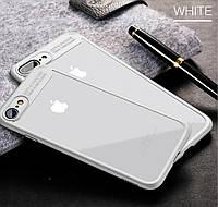 Накладка для iPhone 6 / 6S Baseus (WIAPIP6S-SB02) белая