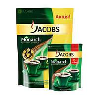 Набір Якобз Монарх 400+35 (435 г) кава розчинна