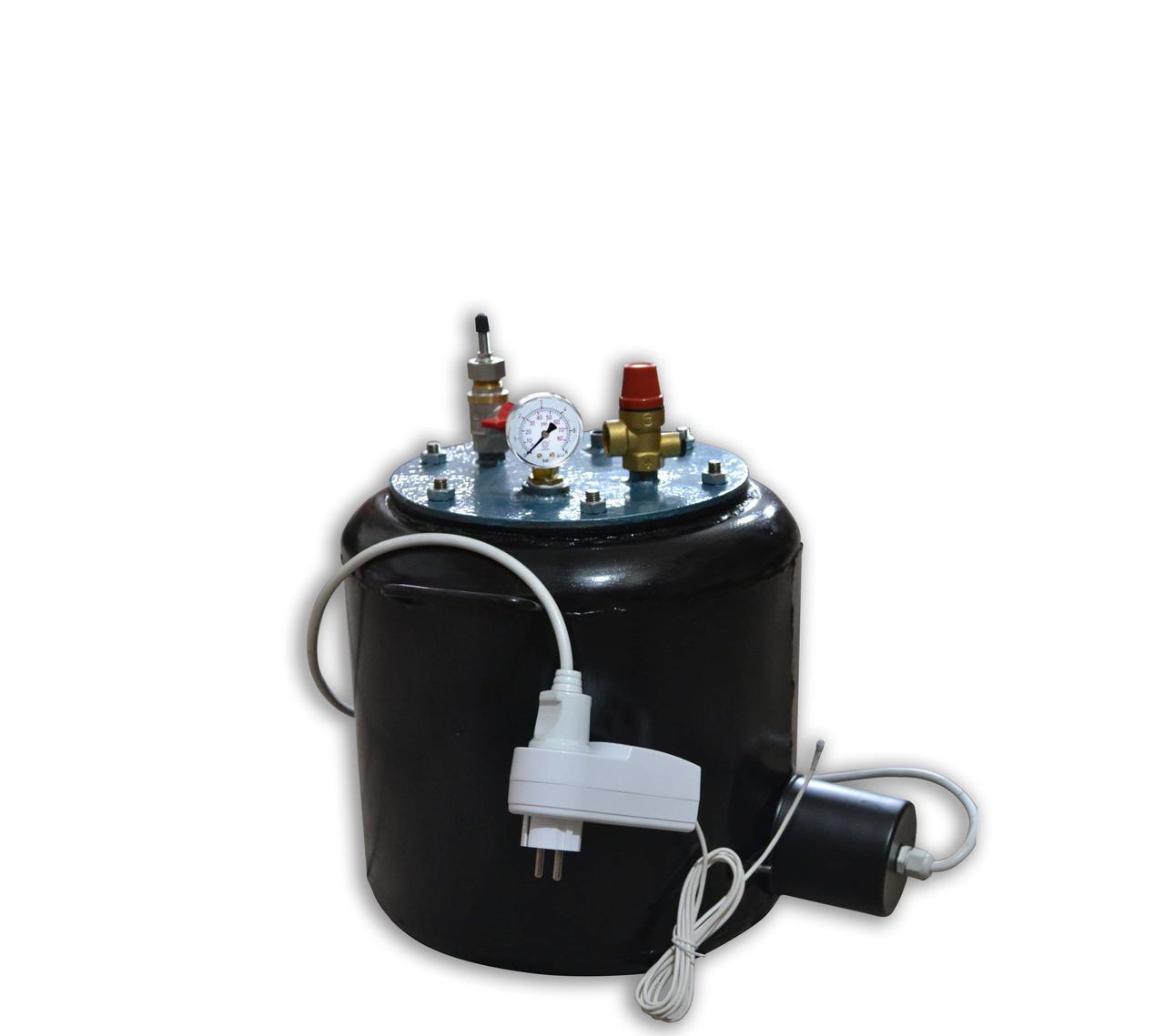Автоклав электрический УТех-8 electro (1л-7шт, 0,5л-8шт)