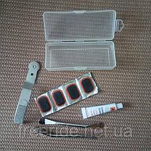 Ремкомплект для ремонта велокамер, фото 2