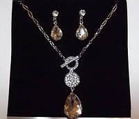 Свадебные колье, ожерелья 7_7_95