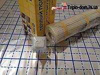 Мат электрический для обогрева дома, 2,2 м2 (Акционная цена с механическим регулятором)