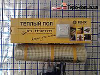 Надежный электрический мат под плитку, 13,9 м2 (Акционная цена с механическим регулятором)