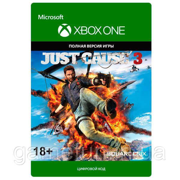 Just Cause 3 Xbox one Русская Версия (Цифровой Код)