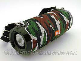 JBL XTREME-J2 Squad копия, портативная колонка 10W с Bluetooth FM и MP3, камуфляжная, фото 3