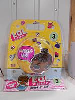 Кукла Лол большой шар Золотая серия ВВ39-1