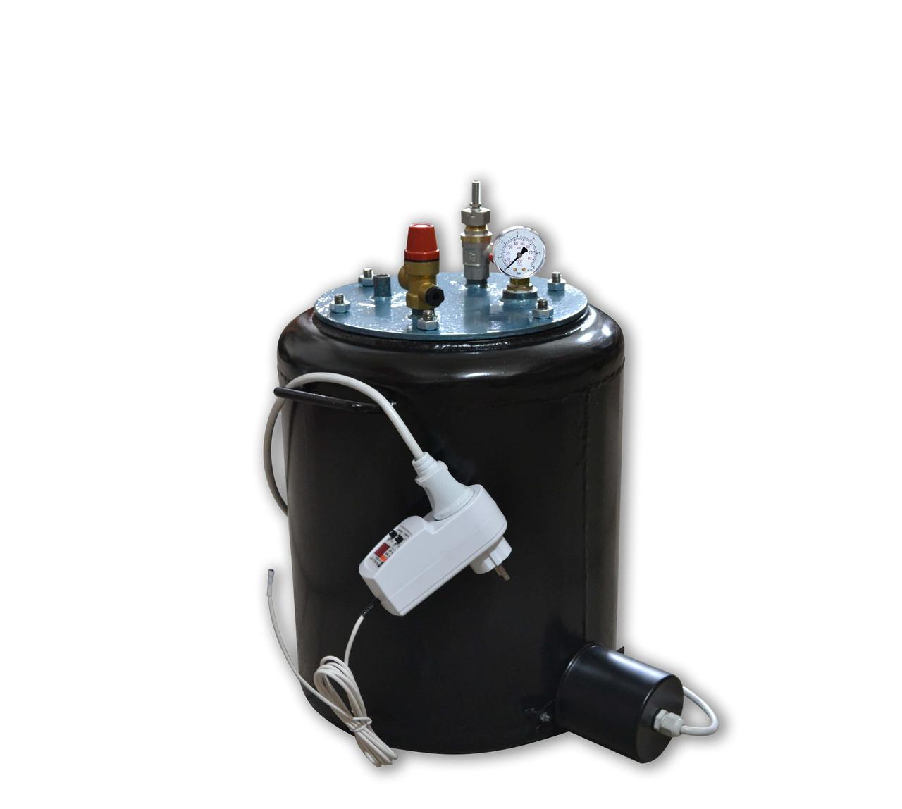 Автоклав электрический УТех-16 electro (1л-7шт, 0,5л-16шт)