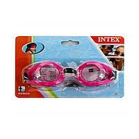 Intex.Очки для подводного плавания,модель 55602