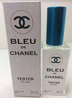 Chanel Bleu de Chanel мужской парфюм тестер 60 ml (реплика)