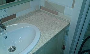Стільниця у ванну з каменю Tristone F105, фото 3