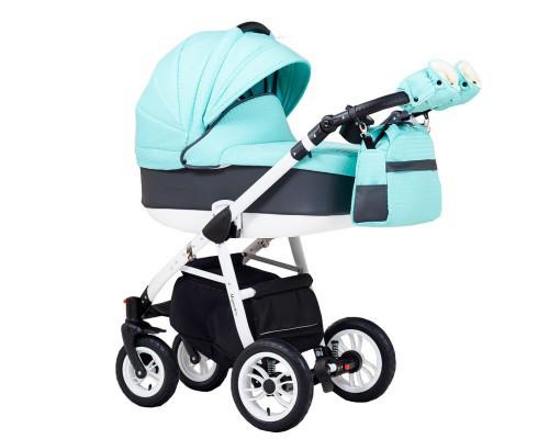 Многофункциональная детская коляска Paradise Baby MAGNETICO 3в1