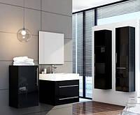 Комплект мебели 2 Aquaform Amsterdam 60 чёрный