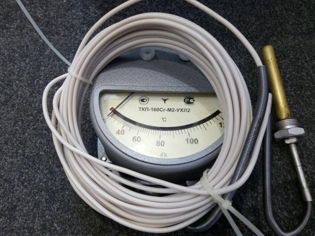 Измерение и регулирование температуры