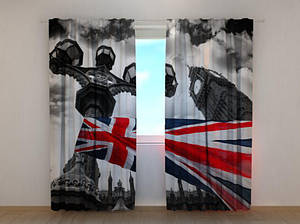Фотошторы Британский флаг