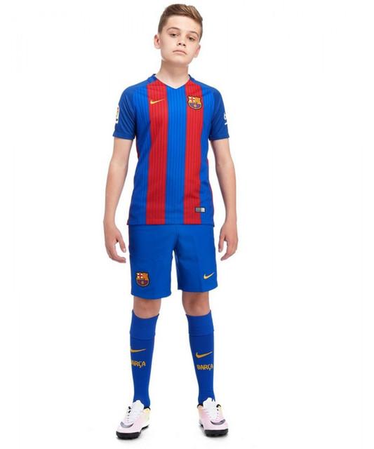 Клубная футбольная форма детская и подростковая