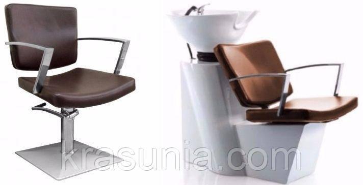 Комплект парикмахерской мебели Classic black