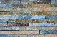 Андезит плитка серо-коричневая от 3 до 12 см, фото 1