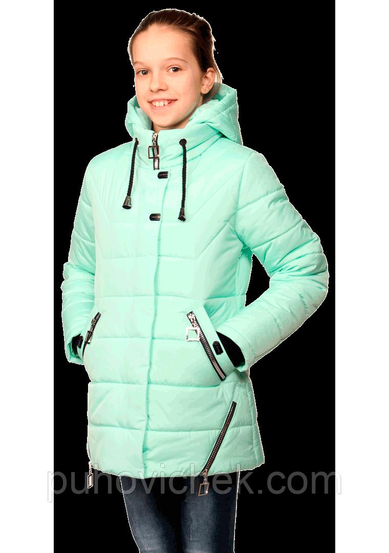 Весенняя курточка для девочки подростка