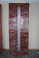 Дверной блок, в массиве сосны, со стеклом и фурнитурой(Д-7)