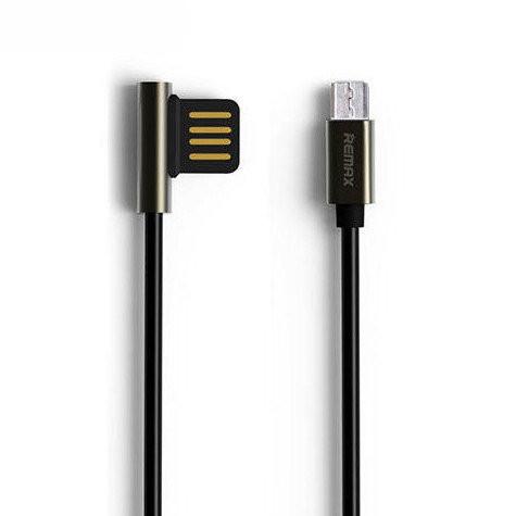 MicroUSB кабель Remax Emperor RC-054m 1m black