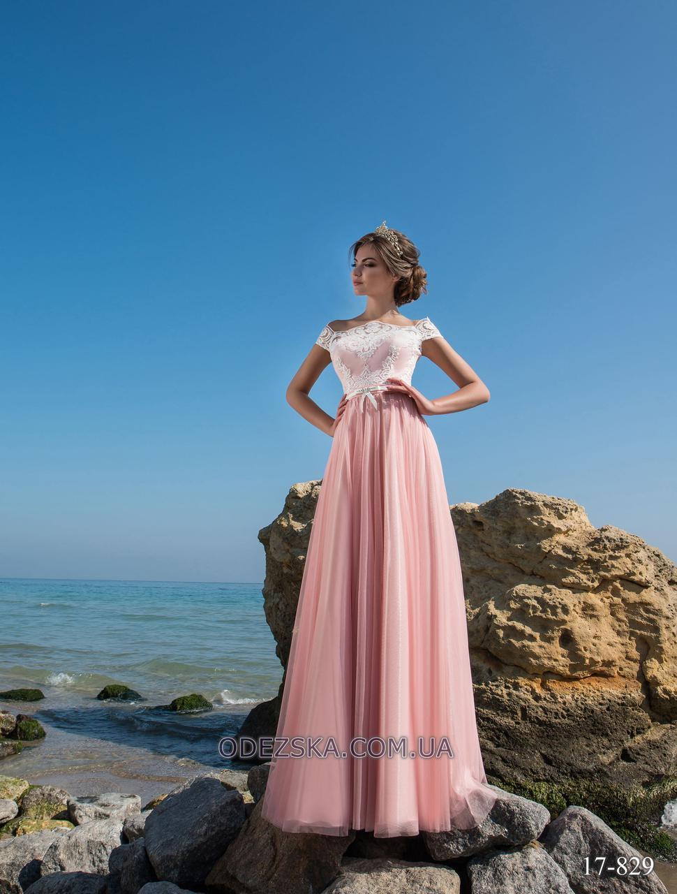 Женское красивое выпускное платье новинка