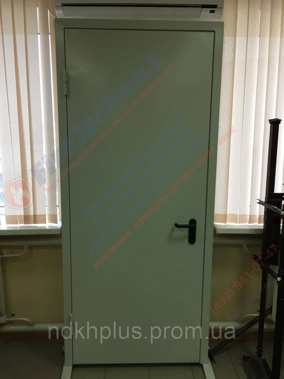 Входная дверь Мералл/металл +бол.стекло ral 7040