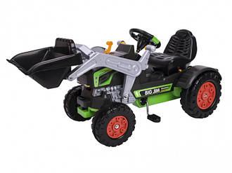 Детский Трактор с ковшом педальный Big 0056513
