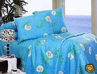 Полуторный постельный комплект (Поликоттон) П-0033