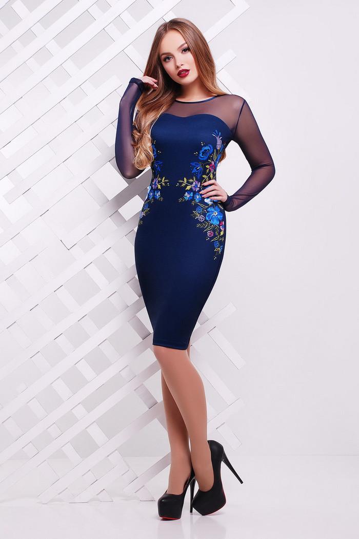ed81f859c84 Платье Донна2 вышивка д р