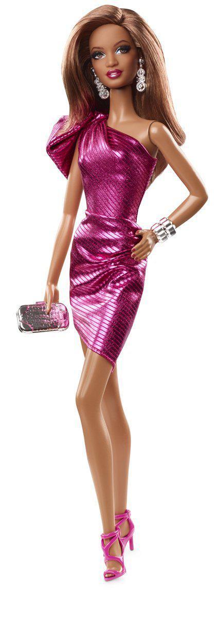 Барби Высокая Мода Городское Сияние