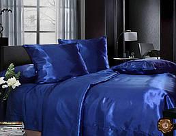 Двуспальный комплект постельного белья 180х220 атлас (A0001)