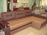 """Угловой диван, мягкий уголок для гостиной """"Кармэн"""""""