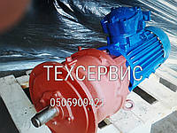 Мотор-редуктор планетарный МПО-2М-15-101.7-1.5/14