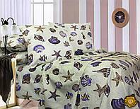 Семейный постельный комплект (Ранфорс) Р-0019