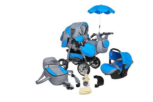 Многофункциональная детская коляска APOLLO 3в1