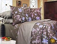 Семейный комплект постельного белья 220х240 бязь (Т0485)