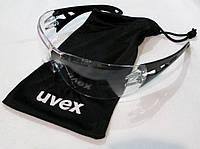Очки Защитные Противоосколочные Uvex Pheos  с покрытием supravision excellence Германия