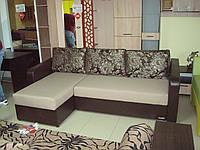"""Угловой диван, мягкий уголок для гостиной """"Балтика"""""""