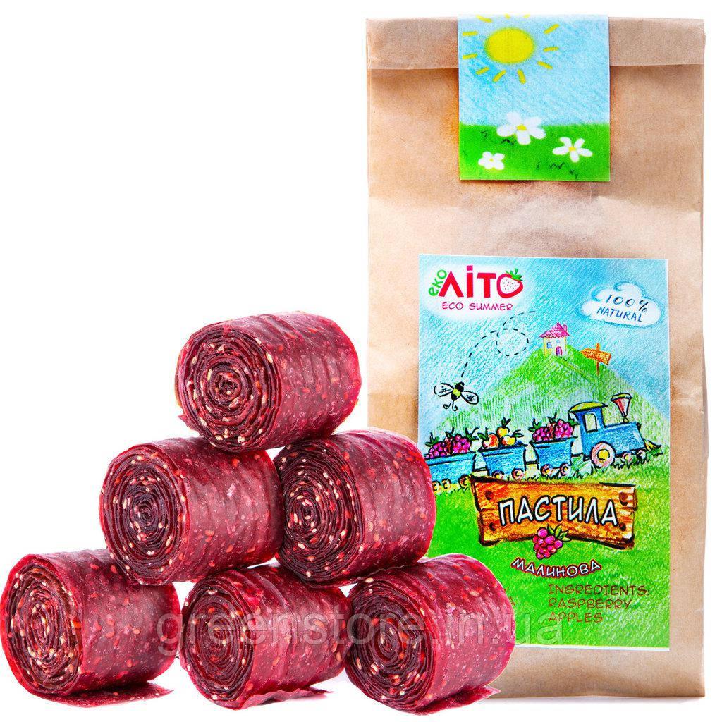Пастила  «Еко Лiто» малина  30 гр