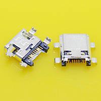 MicroUSB разъем гнездо 7pin MC-044 Samsung I8260 S6812 S7582 G350