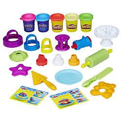 Набор пластилина плей до творения на кухне / Play-Doh  Kitchen Creations Playset