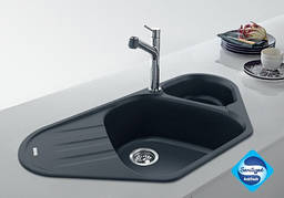 Кутова кухонна мийка FRANKE ANTEA AZG 661-E