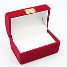 Футляр для кольца Сундук красный, фото 2