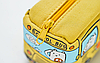Пенал школьный Автобус желтый, фото 2