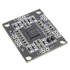 Аудіо підсилювач потужності звуку 2х15Вт PAM8610