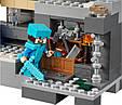 Конструктор Bela 10470 Портал в край (аналог Lego Майнкрафт, Minecraft 21124), 571 дет, фото 9