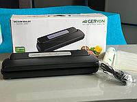 GERYON Вакуумный упаковщик, автоматическая машина для упаковки пищевых продуктов со стартовыми пакетами и руле