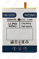 Аккумулятор Nomi i5030 2000mah (альтернатива)