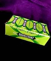 Жевательная резинка пачка 15 пластин Doublemint от Wrigley's ОРИГИНАЛ, из Германии!!!