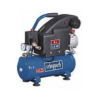 Компрессор Scheppach HC08 (155 л/мин, 8 л)